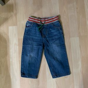 Baby Boden Boys Pull-on Denim Jeans 18-24 Months
